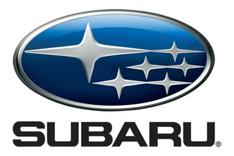 Subaru Logo Auto Cars Concept