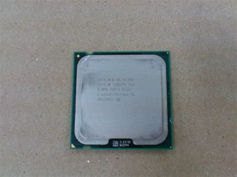 Limited Edition Processor 2 Duo E7300 2 66 Ghz 3m Cache 2 66ghz intel e7300 2 66ghz 2 duo socke end 7 26 2017 1 03 am