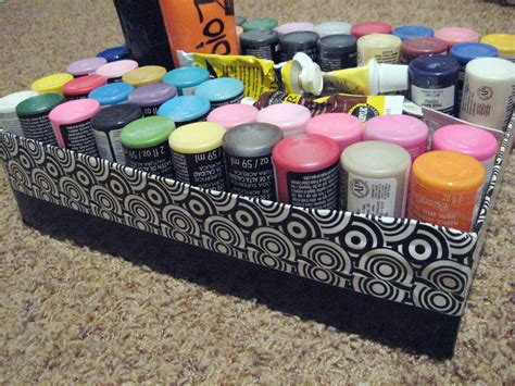 diy storage boxes from up cycled cardboard boxes hometalk diy upcycled storage box make something mondays