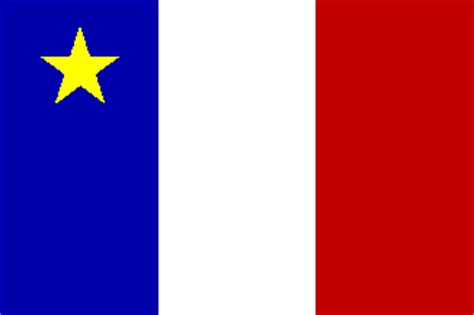 what does the acadian flag represent 187 acadian museum of prince edward island