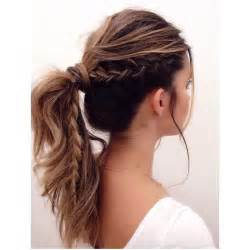 easy hairstyles for waitress s 25 best ideas about formal ponytail on pinterest