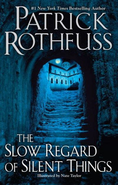 libro the slow regard of the slow regard of silent things by patrick rothfuss