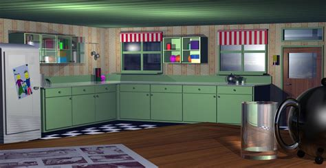 50s kitchen fifties kitchen home design and decor reviews