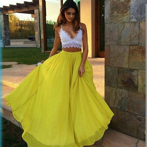 Best Flare Skirt Rok A Line Celana Fashion Korea Baju color high waist flared maxi skirt meetyoursfashion