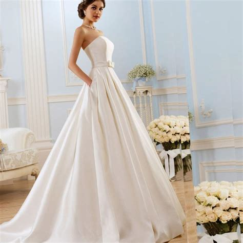 Wedding Dresses Pockets Now Neat by Plus Size Wedding Dresses With Pockets Pluslook Eu