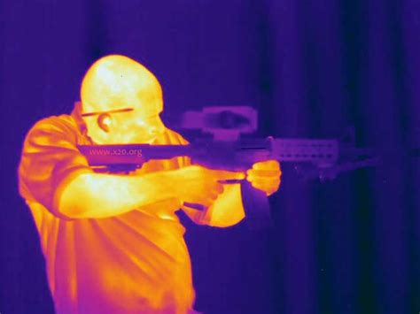 infrared thermal low cost thermal flir rifle scopes and thermal imaging