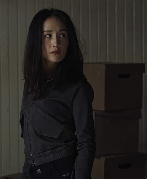 what is the female fbi agent in blacklist maggie q designated survivor fbi agent hannah wells