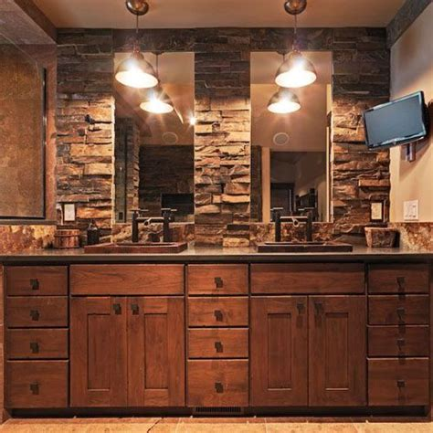 copper sink bathroom ideas trails copper sinks rustic bathroom quot some day