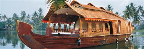 house boat alleppy alleppey tourism india kerala tourism kerala houseboats