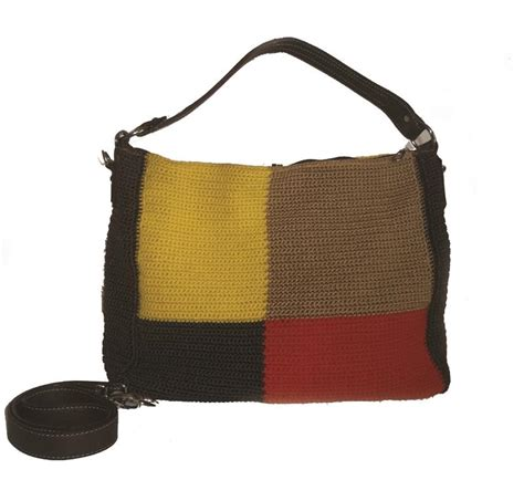 Tas Laptop Rajut jual tas rajut esmerelda harga murah sleman oleh cv raffi craft