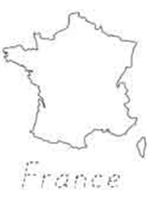 coloring page map of france france coloring pages