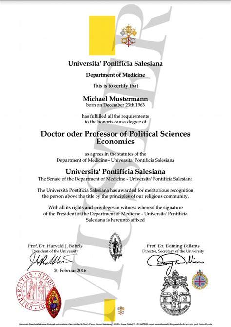 doctorate certificate template doctorate certificate template free template design