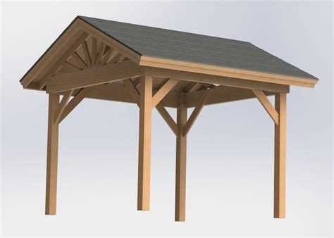 gazebo roof plans gable roof gazebo with open sides plans easy to build
