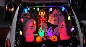 Cars Decorated For Halloween Trunk Or Treat 15 Halloween Car Decoration Ideas Carfax