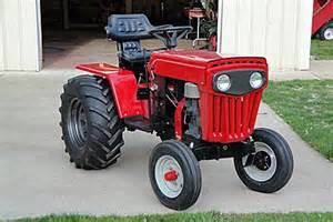 garten fick i got another tractor but its not a sears
