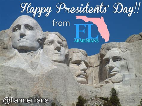 Happy Presidents Day From Tracey Ullman by February 2015 Florida Armenians Page 2