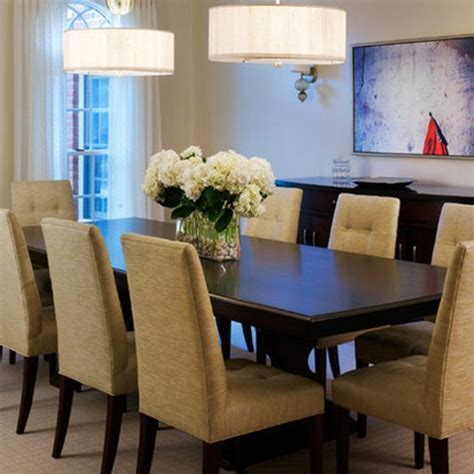 Dining Room Table Decor 17 Best Ideas About Dining Table Centerpieces On Pinterest Dining Tables Dining Room Table