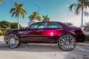 Chrysler 300 Custom C2c Rims 2008 Chrysler 300 On 30 S Custom