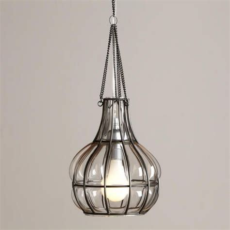 blown glass pendant lighting for kitchen 17 best images about world market on