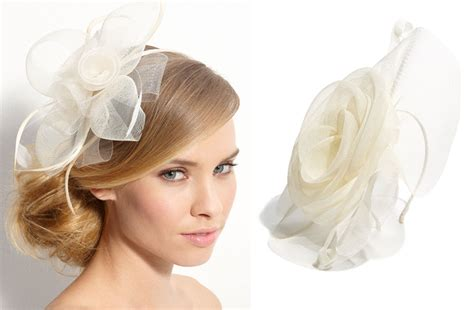 Hairstyles With A Headband Fascinator | royal wedding inspired 2012 trends fascinator headbands
