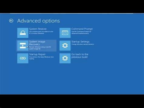 windows 10 quick tutorial how to fix windows 10 boot error code 0xc00000e quick