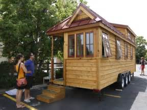 tiny house wheels nicer than studio apartments blogs rons ashland oregon