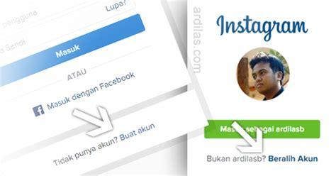 buat akun instagram dari komputer cara daftar membuat akun instagram di komputer laptop