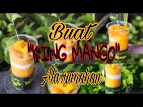 cara membuat manisan mangga kweni cara membuat quot king mango quot thai youtube