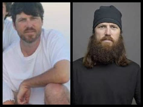 duck dynasty hair cut duck dynasty jase before after the beard jase