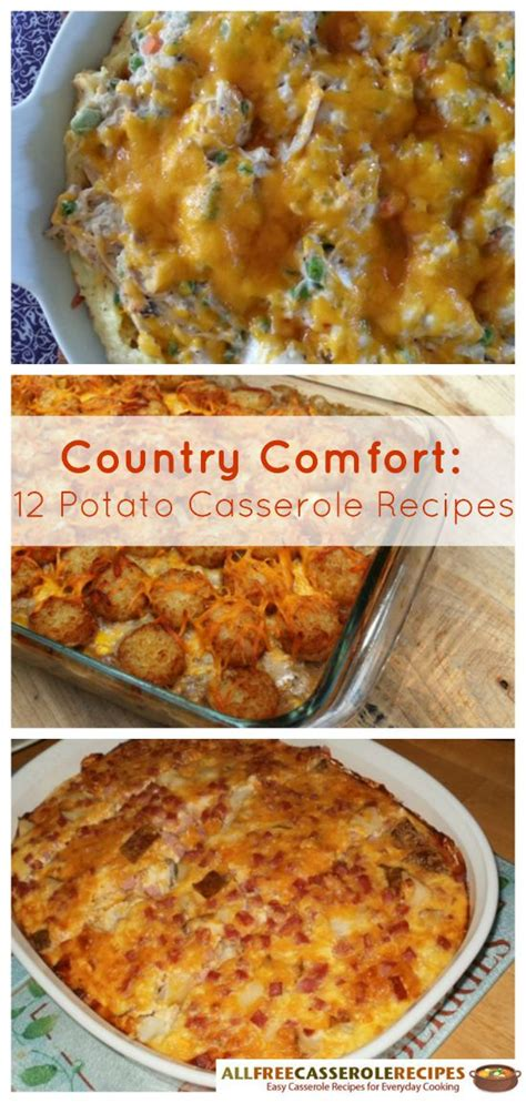 comfort breakfast bake country comfort 12 potato casserole recipes recipechatter