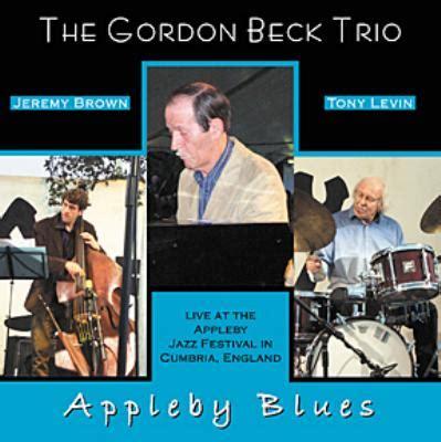 gordon beck appleby blues gordon beck hmv books online al10252