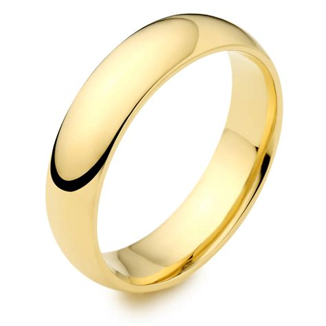 Goldringe Eheringe by S Plain Ring Idg255 I Do Wedding Rings