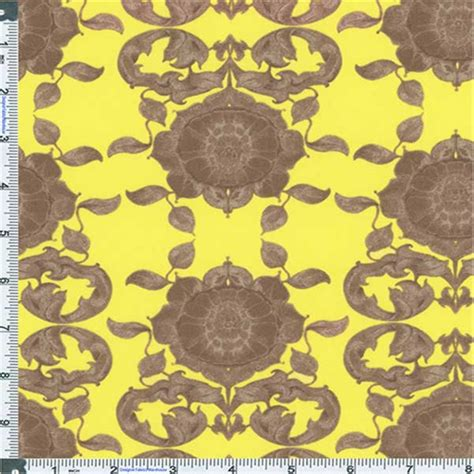 Volia Tunik By Morist citrus taupe tina givens pagoda lullaby morris print cotton voile 57018 discount fabrics