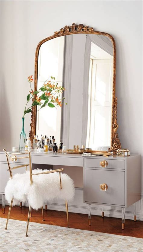pretty bathroom mirrors best 20 gold dresser ideas on gold furniture