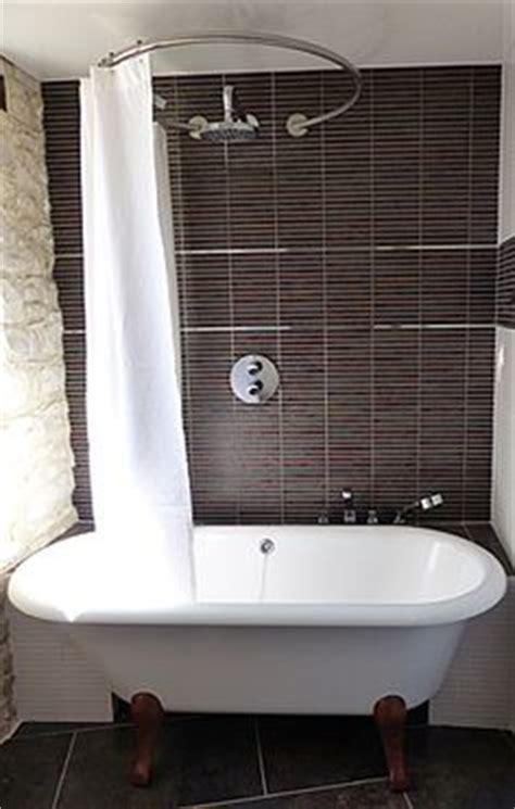 tringle pour baignoire tringle rideau de angle sur mesure baignoire sous