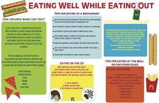 eating well while eating out healthy eating pinterest eat happy lost weight and healthy