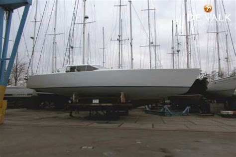 zeiljacht zelfbouw van de stadt 48 casco sailing yacht for sale de valk
