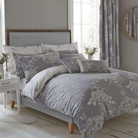 grey wallpaper dunelm mill grey laura jacquard duvet cover dunelm bedding