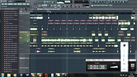 tutorial fl studio 10 tutorial fl studio 10 creando un instrumental de mixtape