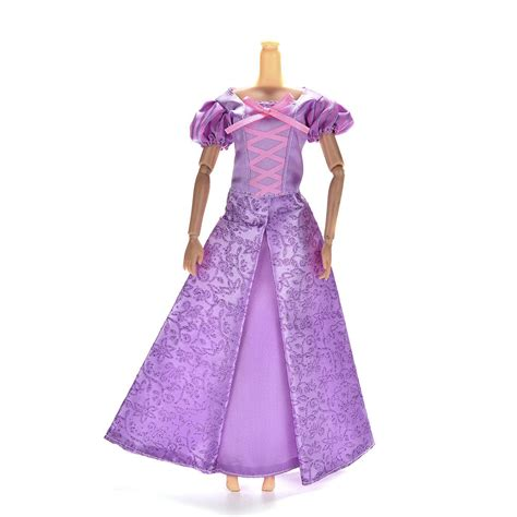 Handmade Princess Dress - purple fashion handmade princess dress doll clothing