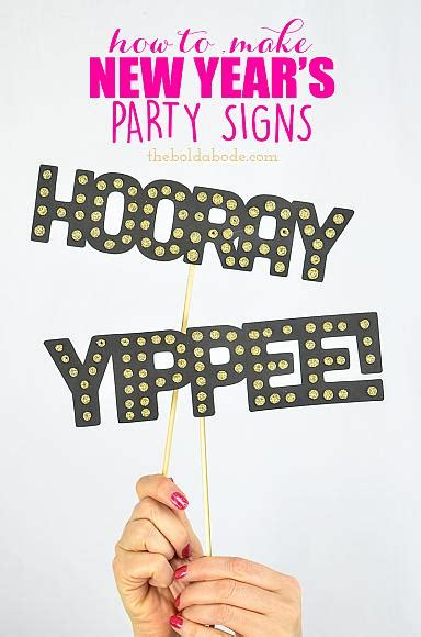 new year signs images decoart crafts new years signs