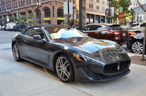 2013 Maserati Granturismo Sport Price 2013 Maserati Granturismo Mc Convertible Sport Stock