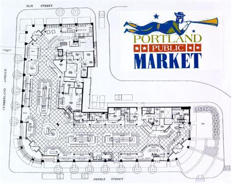 public floor plans public market plans google search architecture markets