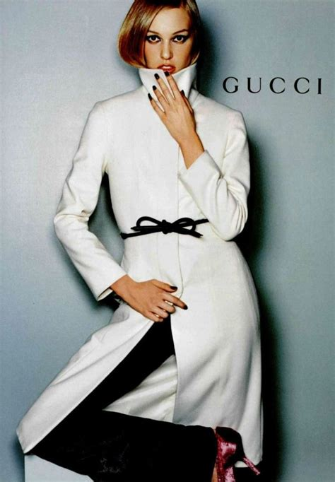 Top Gucci 17 17 best images about gucci 90s by tom ford on tom ford shalom harlow and ready to