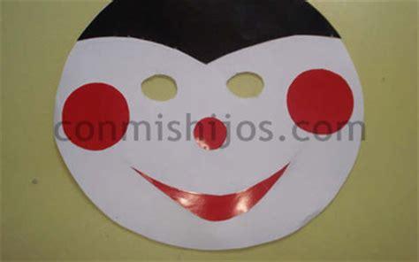 Mascara Quina Como Hacer Una Mascara De Gallina Paso A Paso Room M