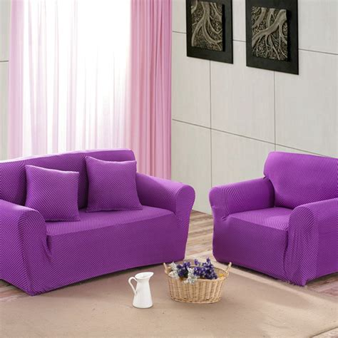purple sofa cover popular purple sofa covers buy cheap purple sofa covers