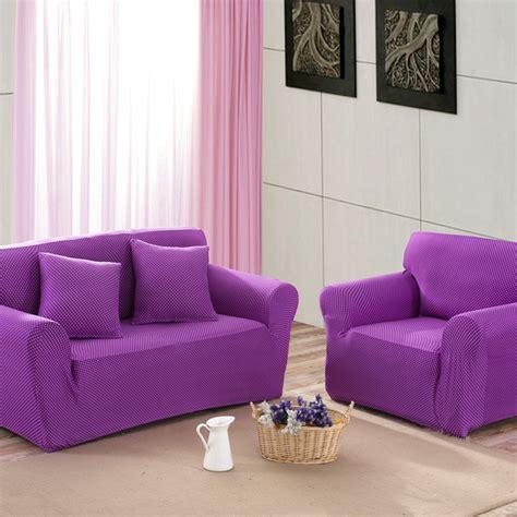 Purple Sofa Covers by Popular Purple Sofa Covers Buy Cheap Purple Sofa Covers