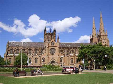 st s st s cathedral sydney