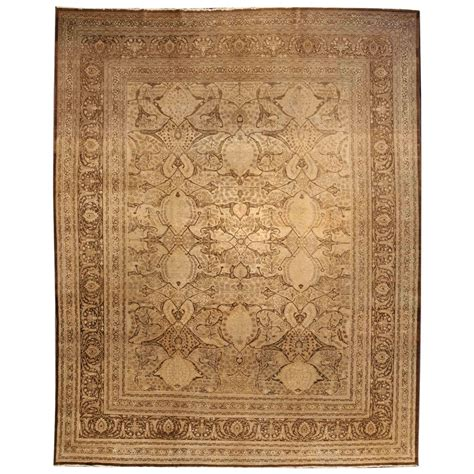 antique tabriz rug antique tabriz rug for sale at 1stdibs