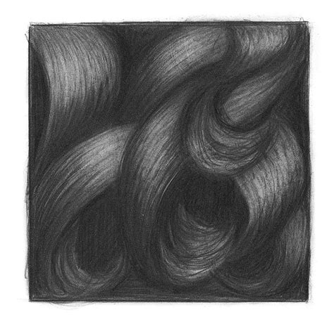 colored pencil hair drawing hair for beginners graphite and colored pencil